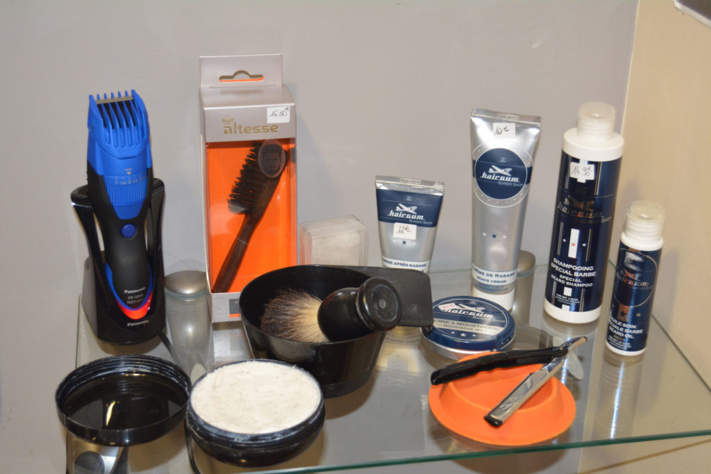 Produits pour barbe Hairgum