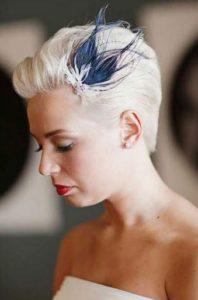 Accessoires cheveux courts
