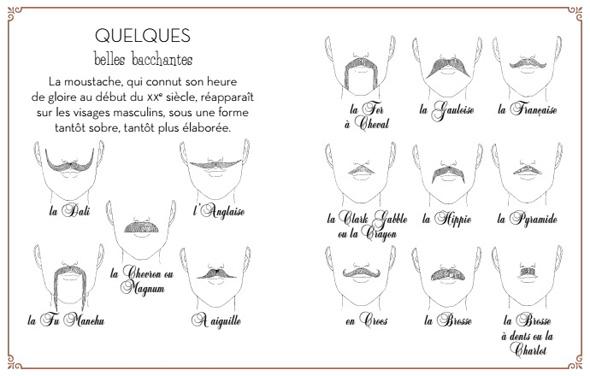 À chaque homme sa moustache !