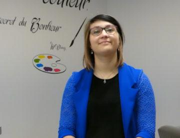Amandine Beaufreton coiffeuse à Coulonges sur l'Autize