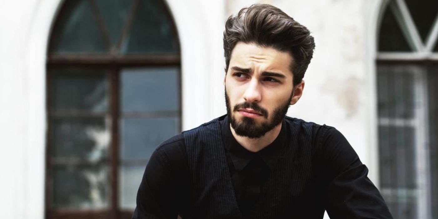 Coupe de cheveux pour les hommes comme Г§a