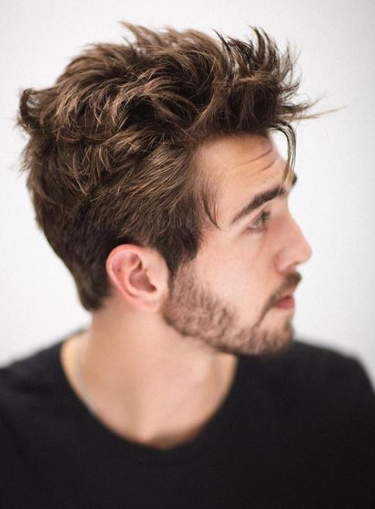 Les tendances coiffure homme pour 2019 , Douce Evasion