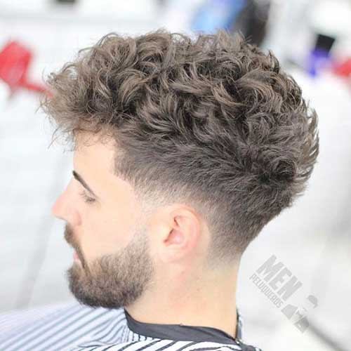 Coiffure Homme Nos Astuces Pour Les Cheveux Frises Douce Evasion